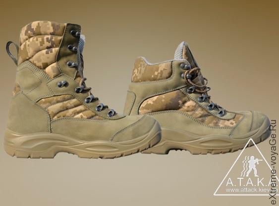 Тактические ботинки A.T.A.K.A Legion Combat Boots
