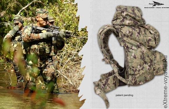 Тактический рюкзак для джунглей Marauder System Pack
