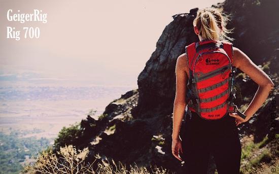 Спортивные рюкзаки гидратации GeigerRig на 2015 год