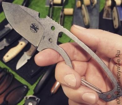Туристический нож DPX HIT Hiker