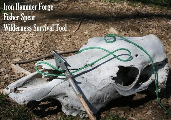 Многоцелевой инструмент выживания IHF Fisher Spear