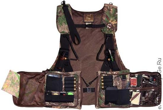Охотничий жилет-пояс Ol Tom Men Dura-Lite Strap Vest