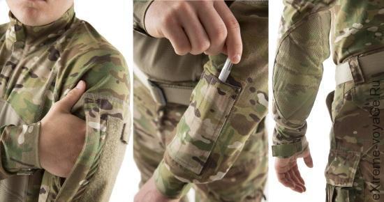 Боевая рубашка Type II FR