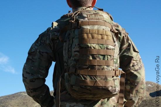 Тревожный рюкзак быстрого реагирования Patrol Pack-2015
