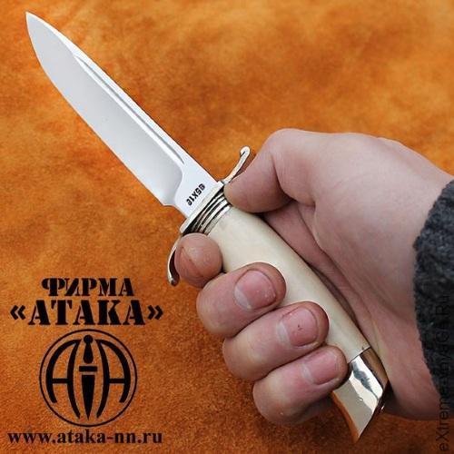 Вачинская финка НКВД: финский нож от АТАКА