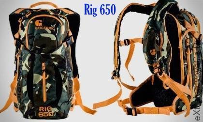 Спортивный рюкзак Geiger Rig 650