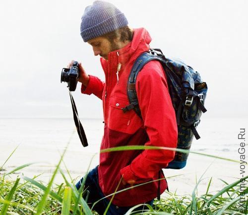 Легкая куртка-анорак 2,5 L Poler Ranger Anorak