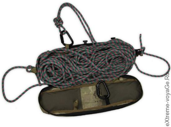 Tactical Roco Insertion Cache Rope Bag
