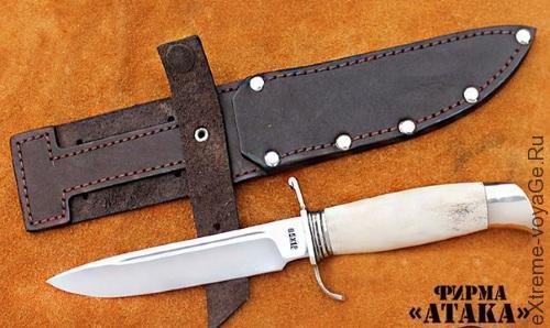 Финский боевой нож Вачинская финка НКВД