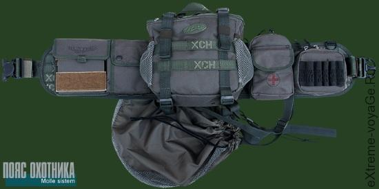 The belt HSN Hanter MOLLE