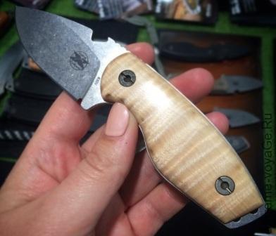 Нож для бушкрафта DPX HEAT Fixed