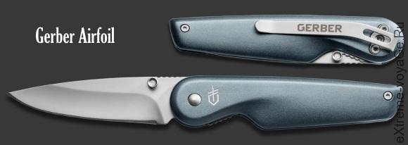Складной нож Gerber Airfoil