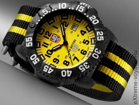 Luminox Scott Cassell Special UVP Series