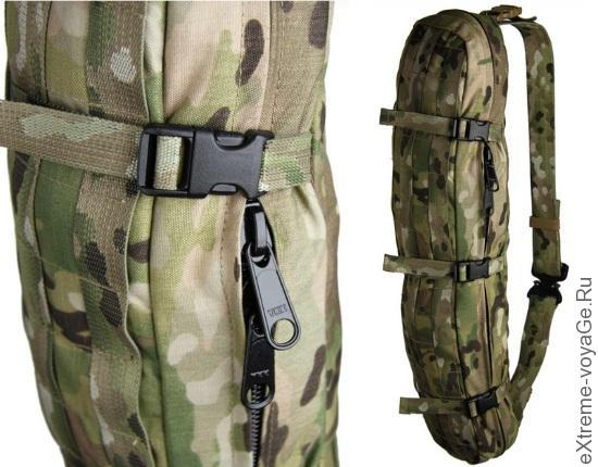 Сумка-якорь для высотного оборудования TRIC Rope Bag