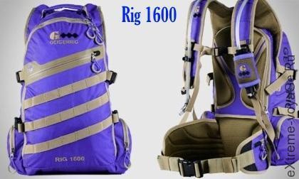 Спортивный рюкзак Geiger Rig 1600