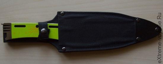 Нож-мультитул Urchin Sky Kniper в чехле