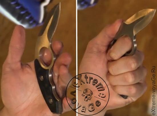 Боевой нож для скрытого ношения Colonel Low Vz 2.0