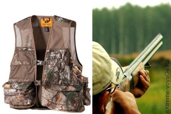 Охотничий жилет с сиденьем Everyhunt Turkey Vest