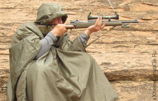 Охотничий патронташ на приклад винтовки Stock Cuff