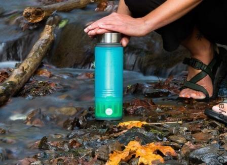 Как работать с походными фильтрами для воды от  Grayl