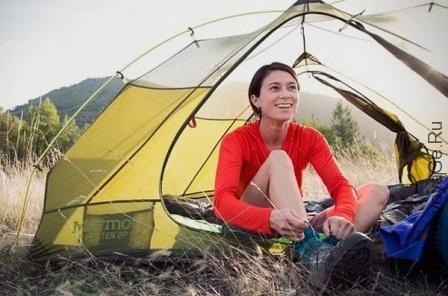 Новые 3-сезонные походные палатки Marmot Tungsten