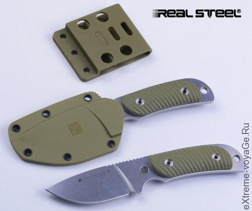 Real Steel knife Hunter 165