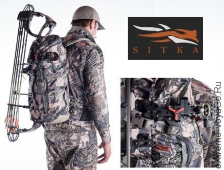Легкий рюкзак для охоты с луком Sitka Ascent 12