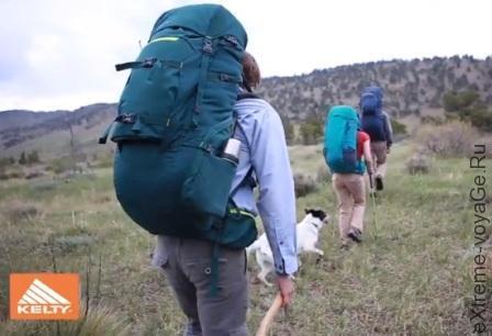 Походные рюкзаки в новой серии Kelty Catalyst