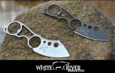 Прочный скелетообразный нож для выживания Knucklehead