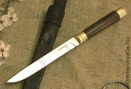 Новый кавказский нож Кизляр Ботлих