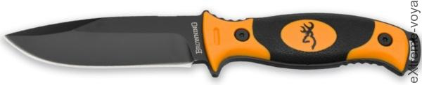 Browning knife Ignite Black and Orange