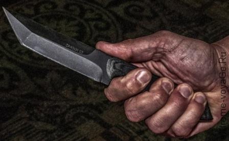 Тактический нож Kalanu Fighter