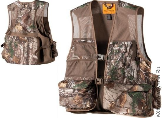 Everyhunt Turkey Vest Realtree Xtra