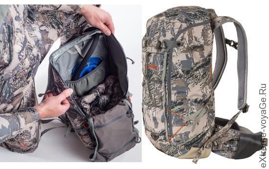 Легкий охотничий рюкзак  Sitka Ascent 12
