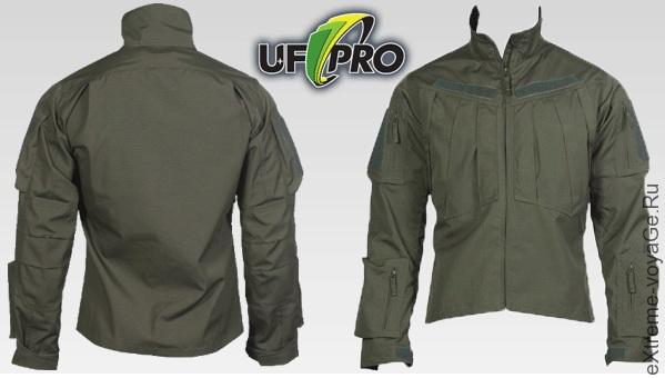 UF PRO Striker Field Shirt Brown Grey