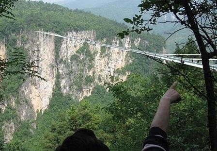 Гранд-каньон Чжанцзяцзе
