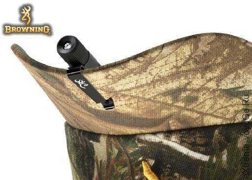 Тактическая ручка Browning 4-in-1 Survival Pen Light