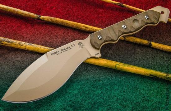 TOPs Knives CUMA Tak-Ri 3.5