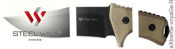 Отдельные фрагменты туристического ножа Chieftain 1610