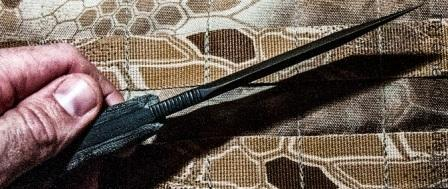 Холодное оружие для самообороны нож Dawson Kalanu Fighter