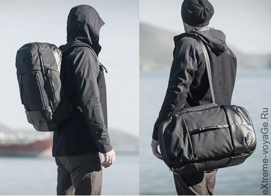 Универсальная сумка-рюкзак AEL008 Carry-on