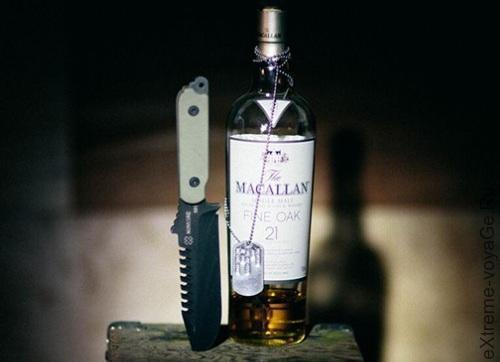 Идеальный нож для бушкрафта Johnny Perfect Knife