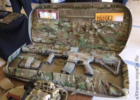 Тактическая сумка для оружия под кейс Pelican 1700