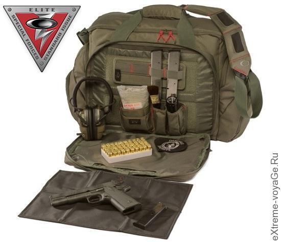 Тактическая наплечная сумка Oakley Breach Range Bag