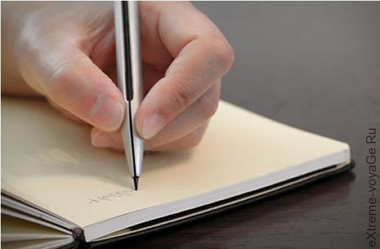 Тактический карандаш Penxo Pencil в стиле минимализма