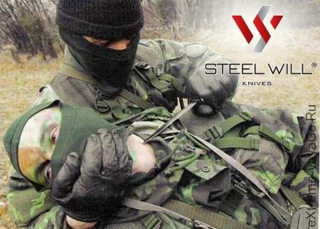 Тактический нож-танто XXI века Steel Will Adept 1010