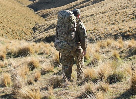 Тактический рюкзак спецназа 68L Assaulter Sustainment