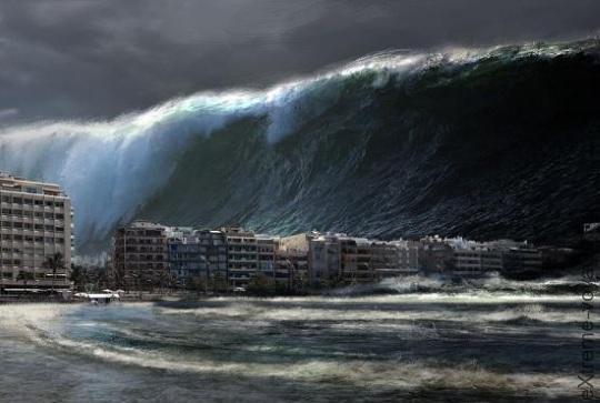 Как быть и что делать при угрозе цунами