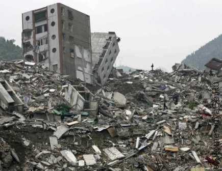 Что делать до, во время и после землетрясения
