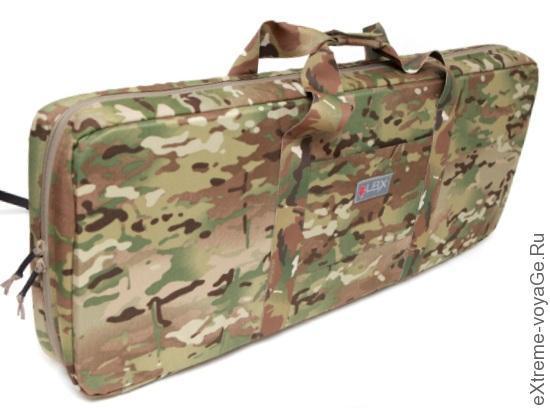 LBX Tactical Low Profile Rifle Bag